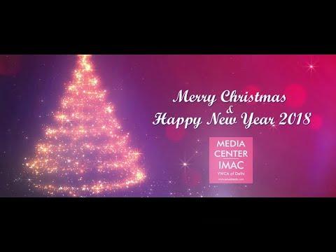 Merry Christmas and Happy New Year 2018 🎆🎆 I Media Center IMAC UG Batch