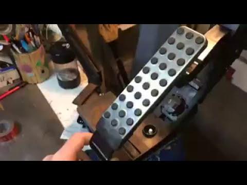 Throttle Pedal position sensor = limp mode