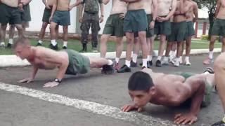 Os 3 primeiros meses de um soldado. 14º Regimento de Cavalaria Mecanizado, São Miguel do Oeste/SC