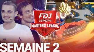 BEST OF : Poule C - DragonBall FighterZ // FDJ Master League #02