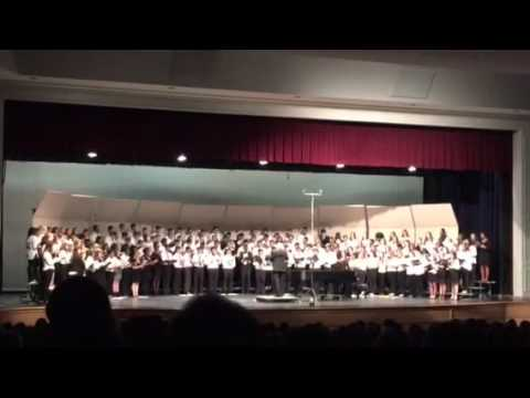 2016 All District Chorus Concert Thomas Dale High School