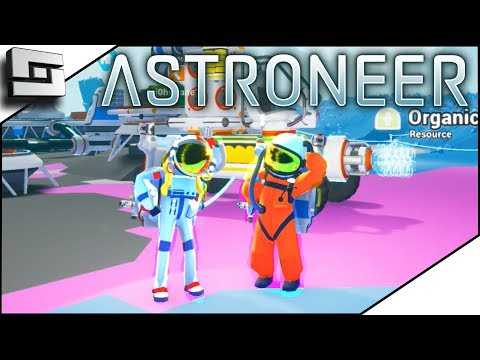 MULTIPLAYER?! - Astroneer Multiplayer Gameplay S2E5