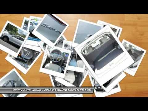 2015 HYUNDAI SANTA FE Delray FL 78641