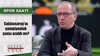 Spor Saati - 4 Mart 2019 (Galatasaray'ın şampiyonluk şansı azaldı mı?)