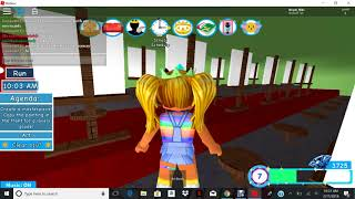 NIKKI ROBLOX: Royal high school (roleplay)