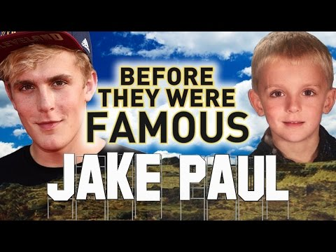 JAKE PAUL - Before They Were Famous - YouTuber BIOGRAPHY