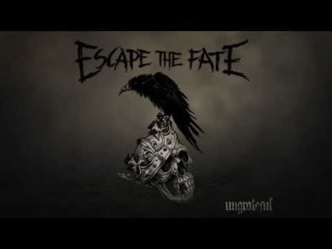 Escape the Fate - Picture Perfect (Lyric Video)