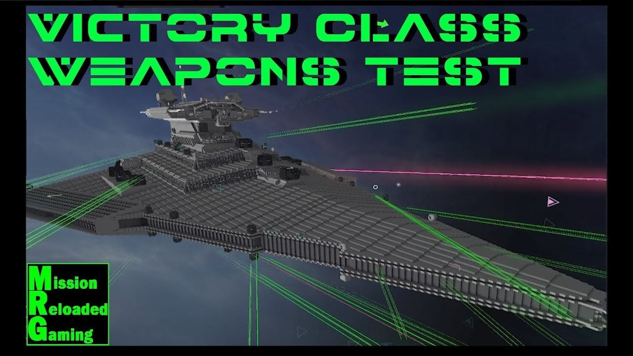Victory Class MK II Star Destroyer   StarMade Dock