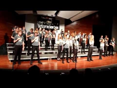 Elkhorn Valley View MIddle School - Voltage Show Choir - Lola
