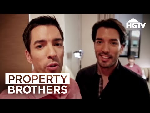 How tall are the property brothers youtube for How tall are the property brothers