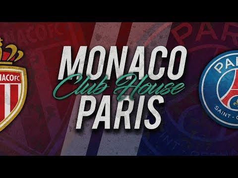 🔴 DIRECT / LIVE : MONACO - PARIS / TROPHÉE DES CHAMPIONS // Club House