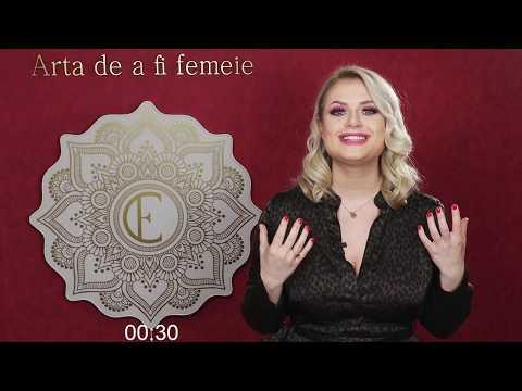 3 minute de feminitate by Elena Cucicovschi - Cum ne menținem energia feminină