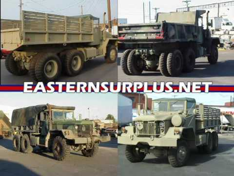 Eastern Surplus And Equipment Company