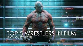 Top 5 Wrestlers In Film - Flickering Myth TV Guest Post!
