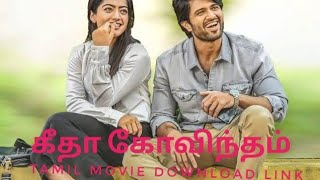 How to download Geetha govintham HD Tamil dubbed movie download