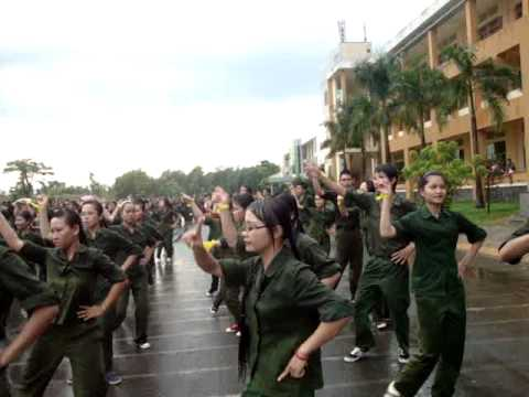 Rasa Sayang - C15 - Cuộc thi nhảy Dân vũ 2011