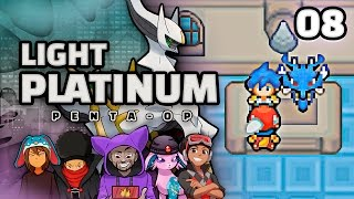 "Pokémon Light Platinum 5-Player Randomized Nuzlocke - Ep 8 ""Two Gyms Tho"""