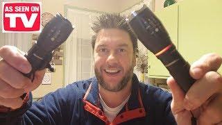 Tac Light Pro vs Tac Light: testing As seen on TV products