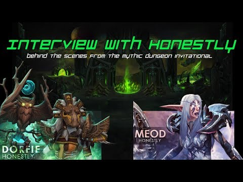 Mythic Invitational: Honestly Interview