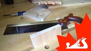 The Workbench: Holding Wood For Preparing Face, Edge And End Grain