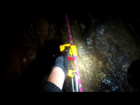 I Had to be rescued from an abandoned mine shaft part 1