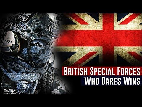 British Special Forces 2018 • SAS / SBS / SFSG