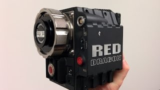 RED Epic DRAGON 6K Camera - Overview and Setup Guide