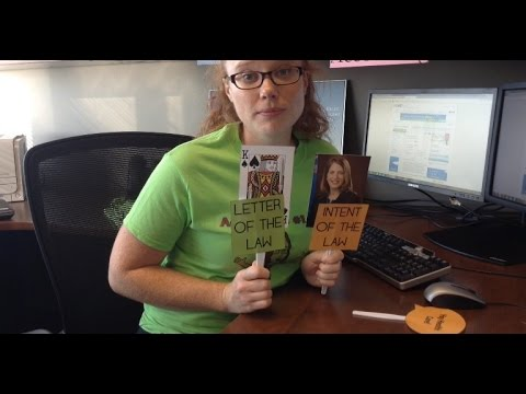 Accounting's #1 Fan: Laura Reports on King v. Burwell