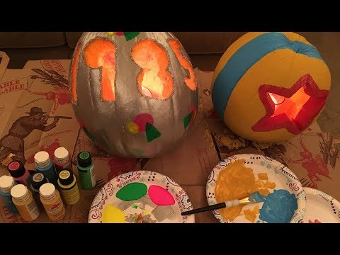 Carving Halloween Pumpkins (With Your Suggestions)!