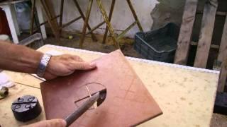 Cómo hacer agujeros en azulejos (2)