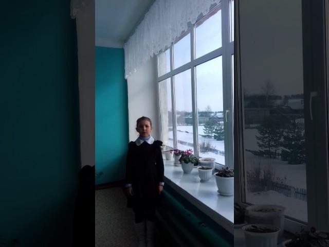 Изображение предпросмотра прочтения – МиленаМихайлова читает произведение «Весенние воды (Еще вполях белеет снег…)» Ф.И.Тютчева