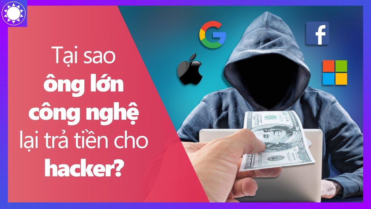 Tại Sao Các Ông Lớn Công Nghệ Lại Trả Tiền Cho Hacker?