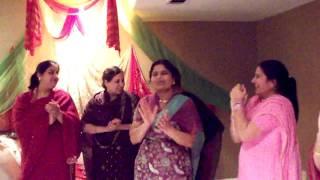Ladies Sangeet (Giddha)