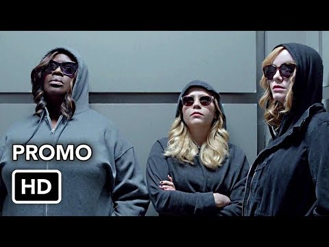Хорошие девчонки 3 Сезон Промо (HD)
