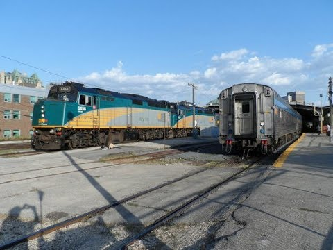 VIA Rail The Canadian #1 - Sioux Lookout - Winnipeg