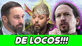 VOX LLENA COLÓN y DESQUICIA a PABLO IGLESIAS, ÉVOLE y ANTONIO MAESTRE que la LÍA EN TWITTER! 🤣🤣🤣