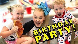 Parker Turns Five! Sleepover Birthday Party SPECIAL w/ JoJo Siwa, Colleen Ballinger and.. Zendaya?