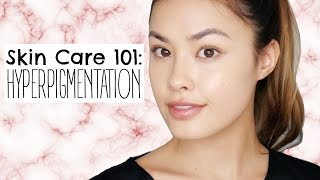 Skincare 101: All About Hyperpigmentation | Acne Scars, Causes, Ingredients, & Brightening