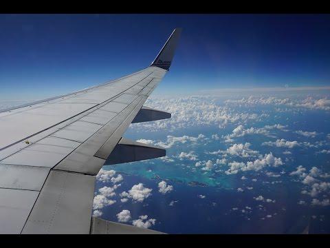 [HD 60p] American 737-700 Landing in Curaçao - Netherlands Antilles