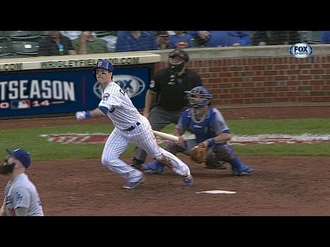 LAD@CHC: Coghlan goes 4-for-4 with two home runs