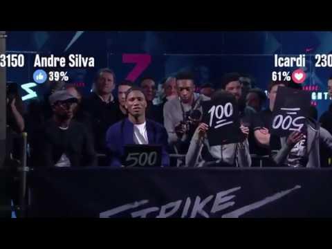 André Silva Vs Icardi #NIKE FOTBALL StrikeNight