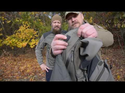 Frag.TV: kurtka (hybrydowy softshell) Carinthia ISG 2.0