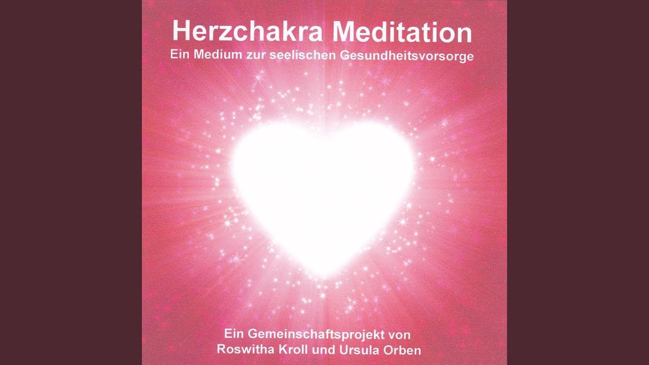 Herzchakra-Meditation - YouTube