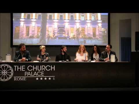 Backstage & Press Conference of Lena Katina & Maqueta Records for An Invitation Videoclip Premiere