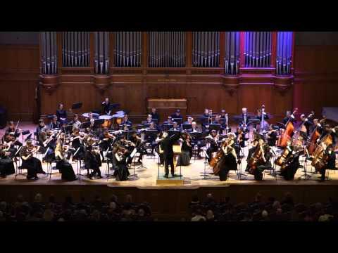 Brahms: Symphony 4 - Levin / Symphony Orchestra of the Moscow Conservatory