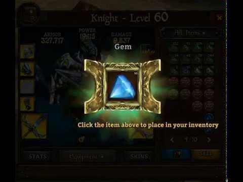 KingsRoad open 10 Gem Box