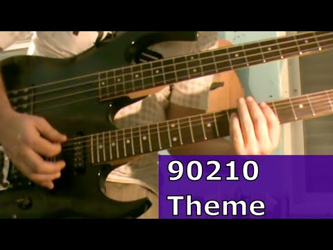 Guitar Tutorial: Beverly Hills 90210 Opening Theme Solo w/ TAB