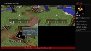 Playing  minecraft|minecraft