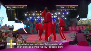 Panetoz - Norge - Sommarkrysset (TV4)