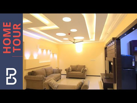 Akshay's Home | Interior Design | Salarpuria Greenage Apartment | Bangalore
